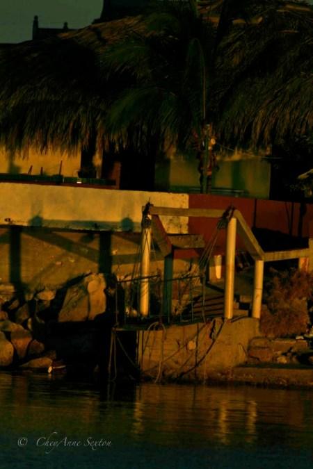deep sea fishing port @ Mazatlan, Mexico