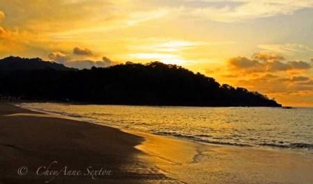 Lo de Marcos sunset