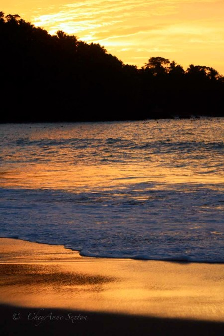 sunset @ Lo de Marcos