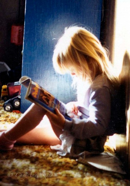 reading in the light