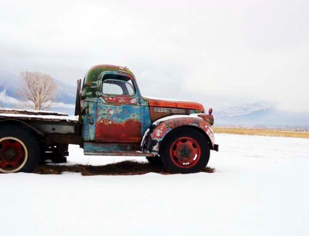 Taos winter chevy