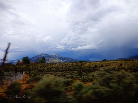 Stormy August, Taos, New Mexico