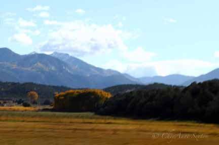 at the speed of autumn taos mountain by cheyannesexton