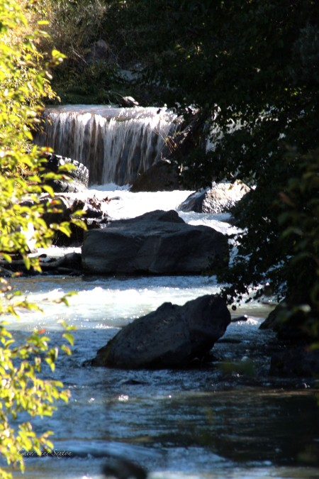 just love waterfalls on the Red river