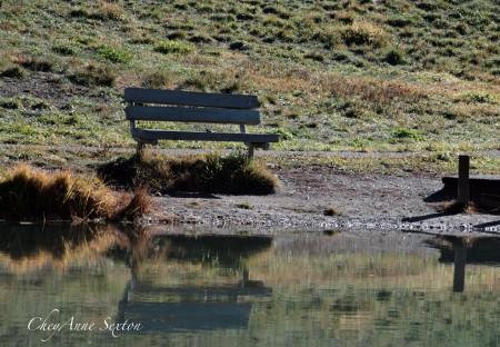 sittin it out by CheyAnne Sexton
