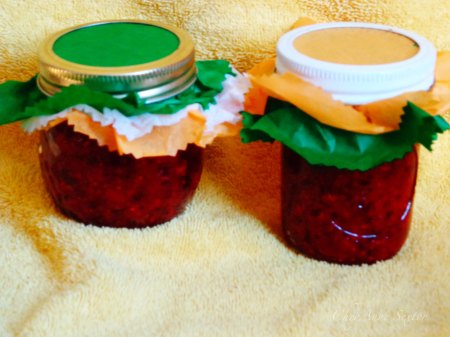 Zesty Cranberry Relish